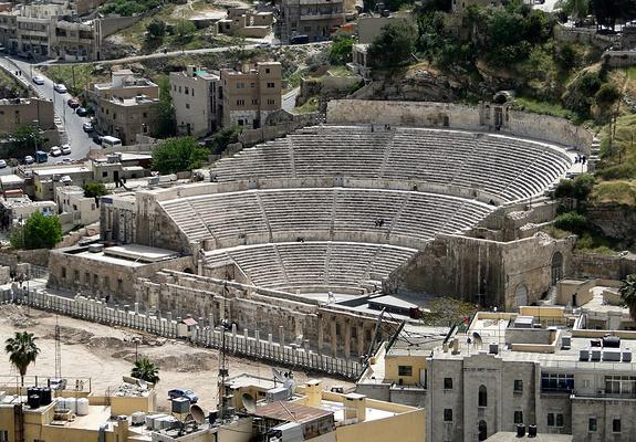 米洛斯古罗马剧场旅游图片