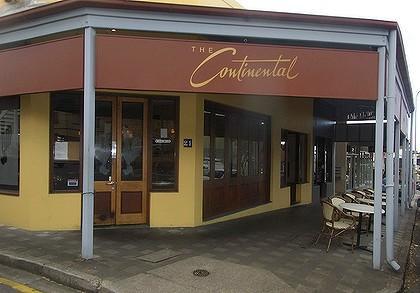 欧式咖啡馆Continental Café