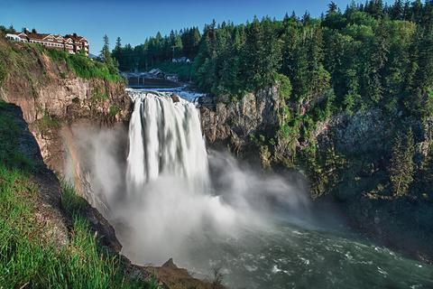 西雅图旅游景点图片