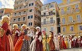 科孚岛狂欢节