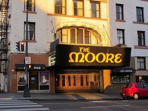 摩尔大剧院的图片