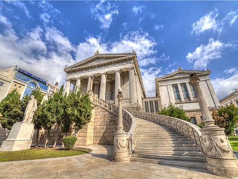 希腊国家图书馆旅游景点图片