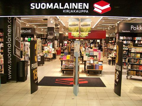 Suomalainen Kirjakauppa旅游景点图片
