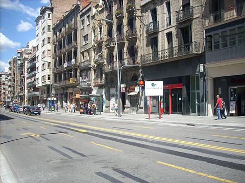 Carrer de Sants旅游景点图片