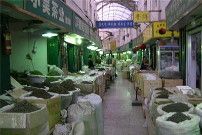 无锡市红星茶叶批发市场