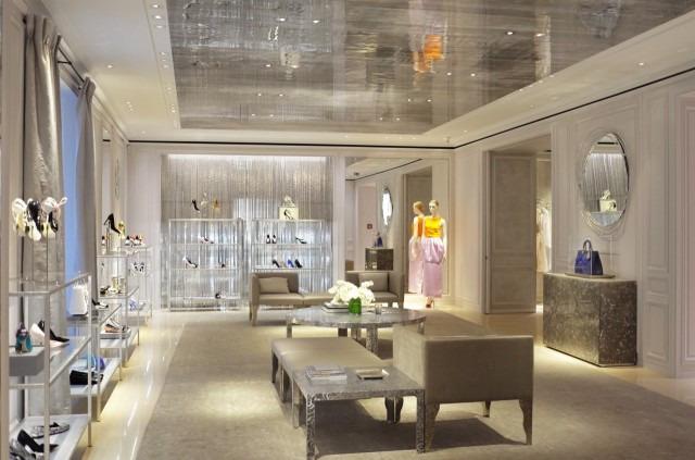 Dior Boutique Wien
