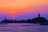 江心屿--中国四大名屿之一