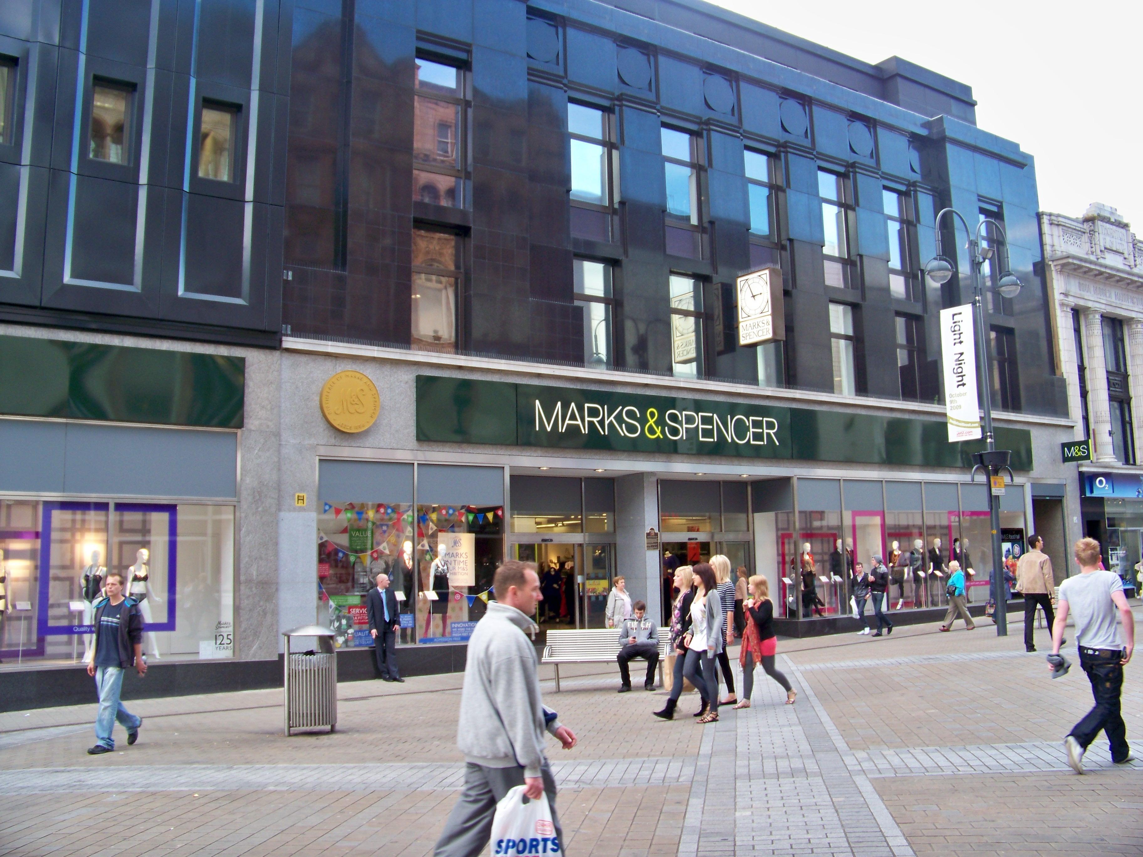 M&S 王子街分店