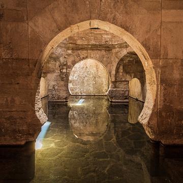 阿拉伯浴场