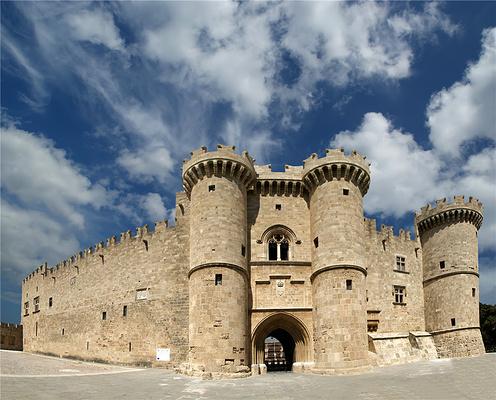骑士宫殿旅游图片