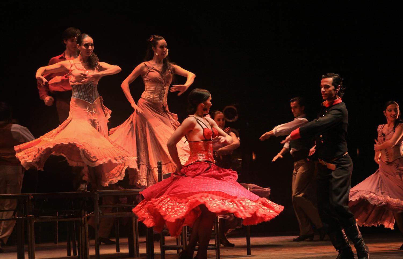 弗拉明戈舞蹈