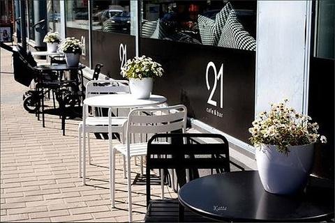 21咖啡馆
