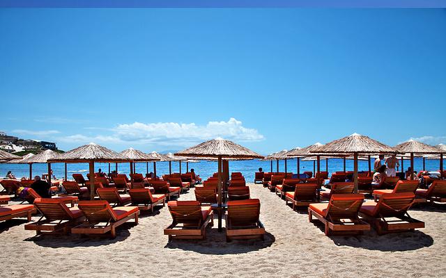 天堂海滩旅游图片