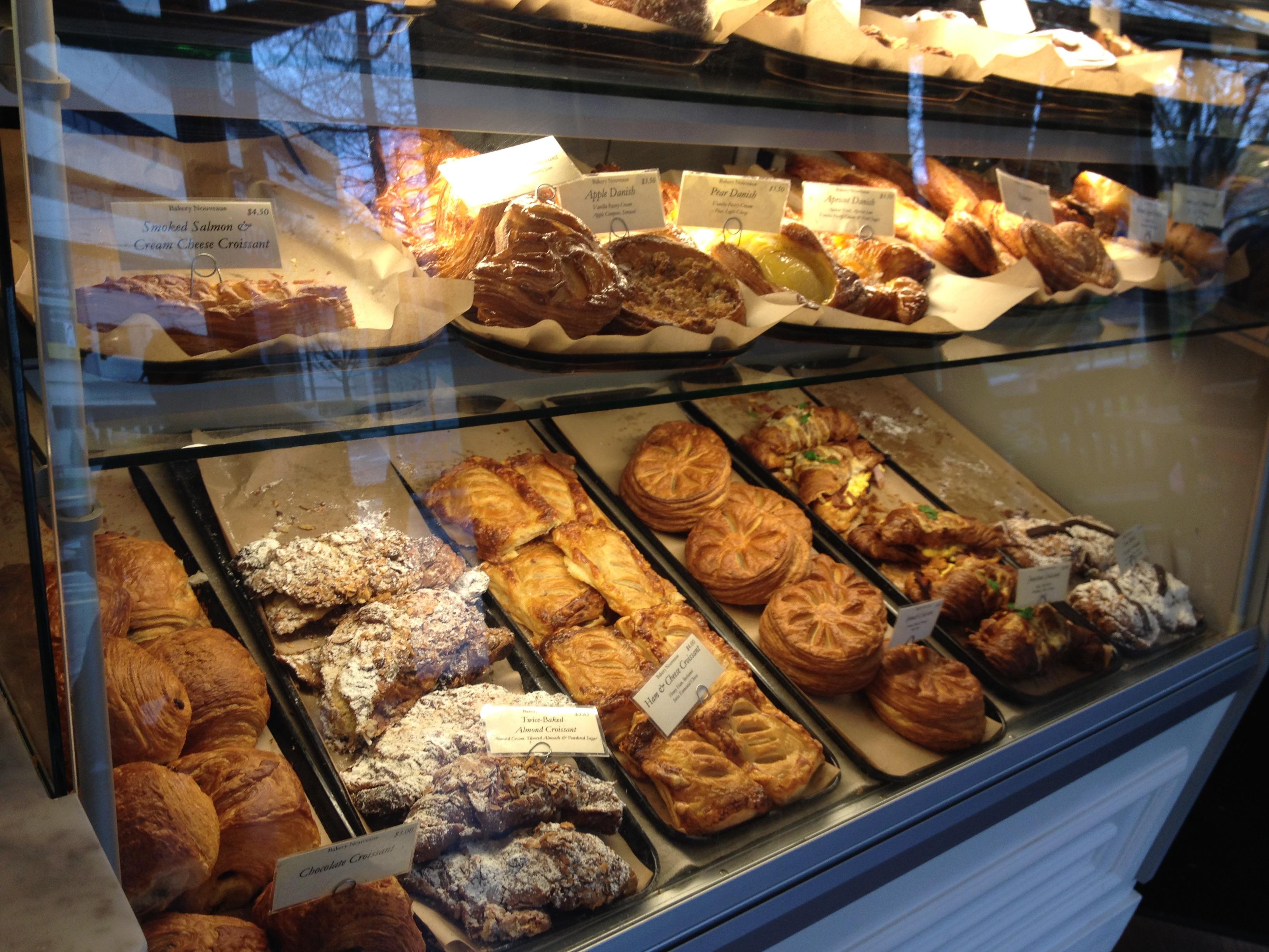 新面包店Bakery Nouveau