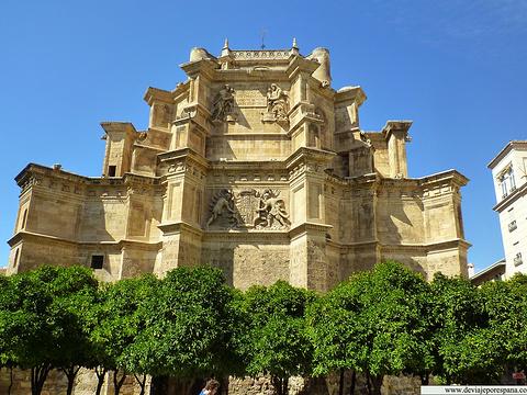 圣海罗尼莫修道院旅游景点图片