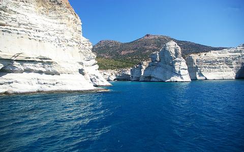 米洛斯岛旅游图片