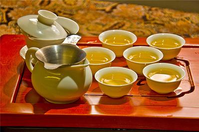 南长区传器茶具茶叶店