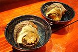錦市場の牡蠣専門店