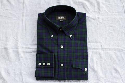 汉密尔顿衬衣