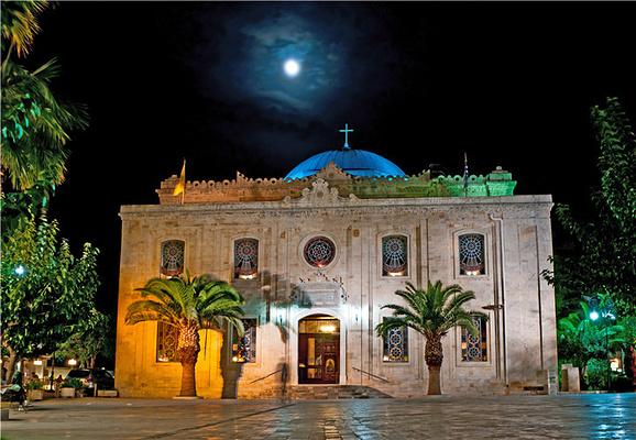 圣提多教堂旅游图片