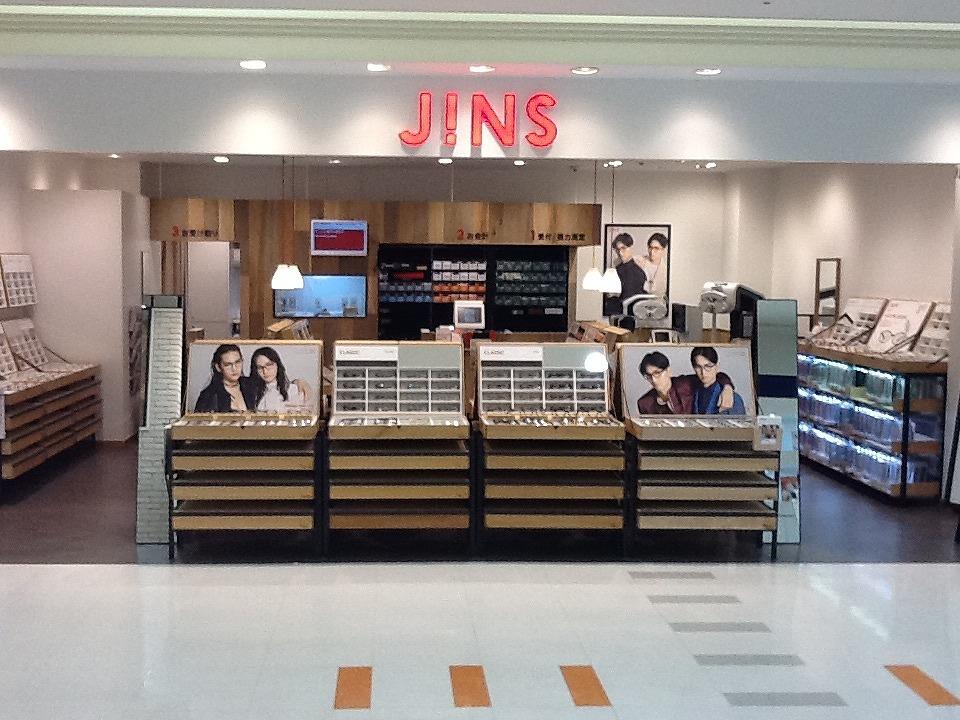 JINS 東武百貨店池袋店