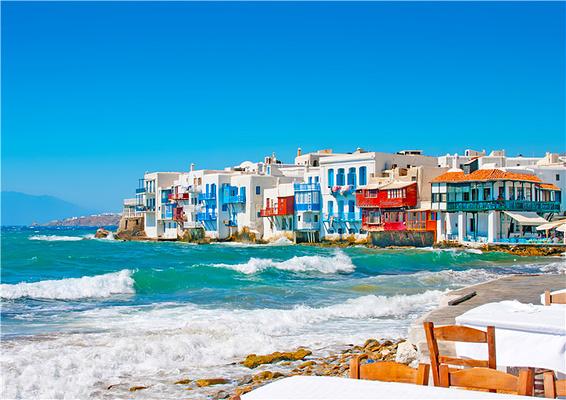 希腊威尼斯旅游图片