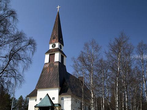 罗瓦涅米教堂旅游景点图片