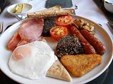 苏格兰传统早餐全餐