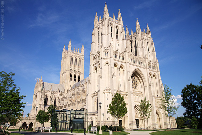 华盛顿国家大教堂