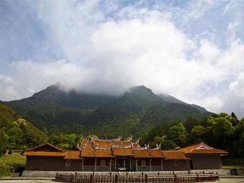 戴云山旅游景点图片