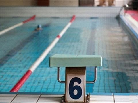 天津外国语大学游泳馆旅游景点图片