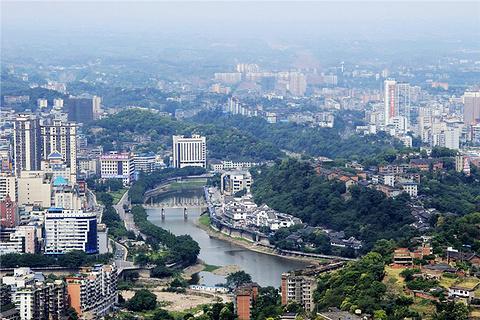 自贡旅游图片