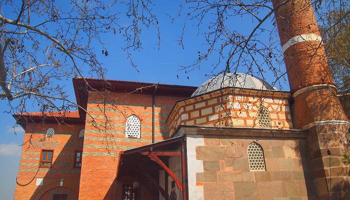 哈吉巴伊拉姆清真寺旅游图片