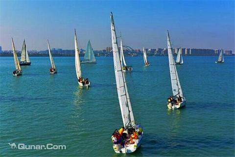 帆汇帆船出海体验