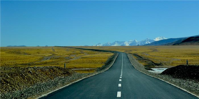 国道318(川藏南线)一路向西