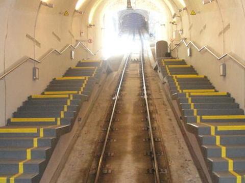 登山缆车旅游景点图片
