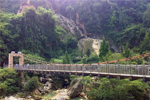 賨人谷景区的图片