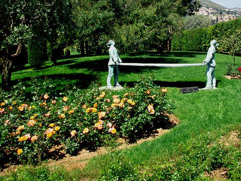 格蕾丝王妃玫瑰园