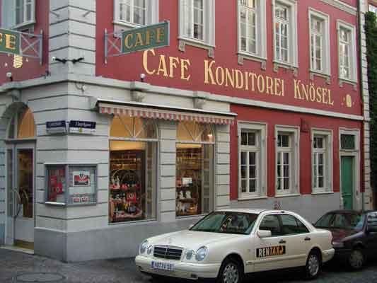 Cafe Knösel