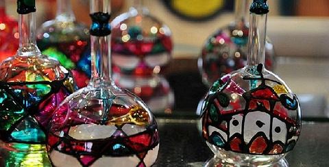长崎玻璃工艺品