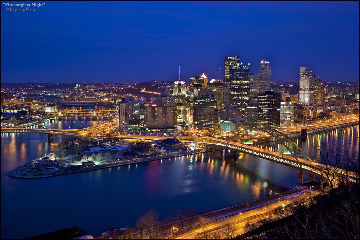 匹兹堡城市文化观光一日游