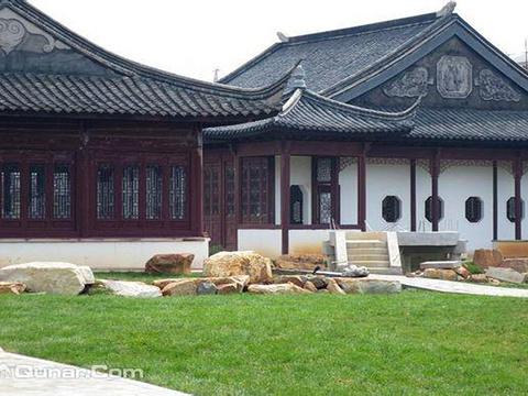 江南风情园旅游景点图片
