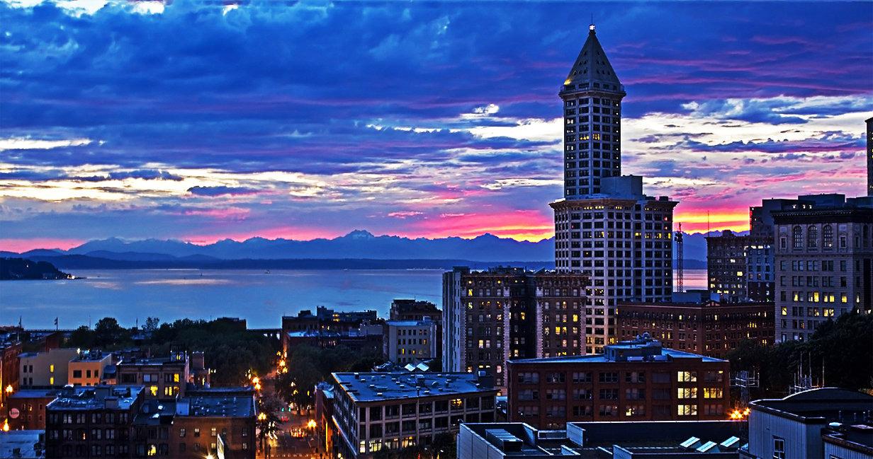 西雅图散漫五日游