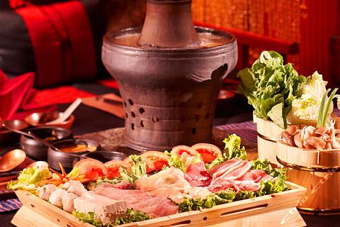 牦牛肉火锅