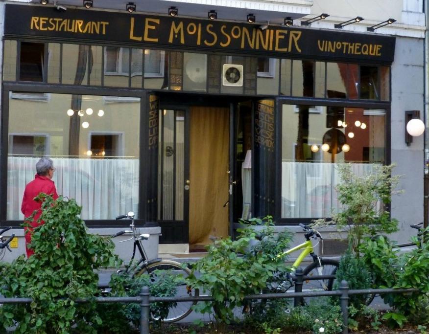 Le Moissonnier