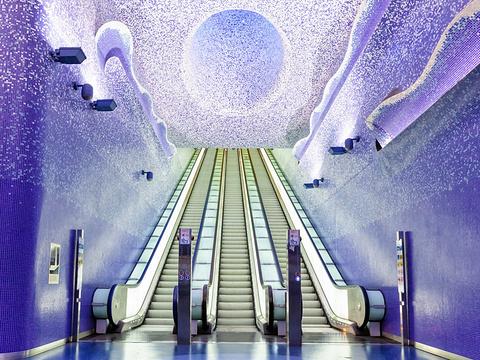 托莱多地铁站旅游景点图片
