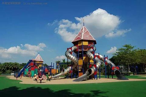 观澜湖生态体育公园
