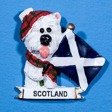 苏格兰国旗周边