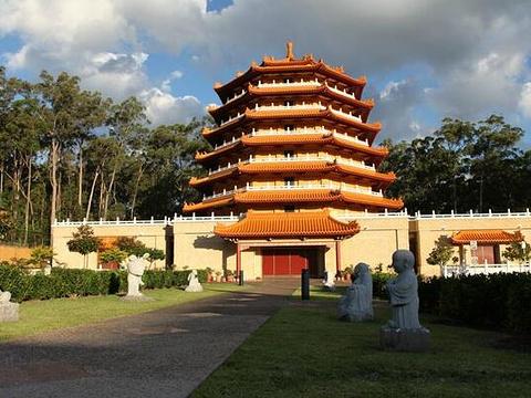 中天寺旅游景点图片