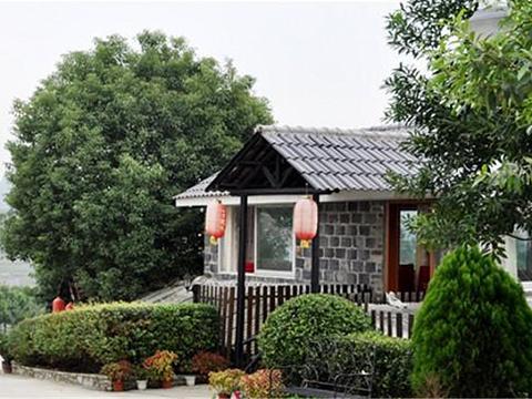 湖北鄂人谷生态旅游度假村旅游景点图片